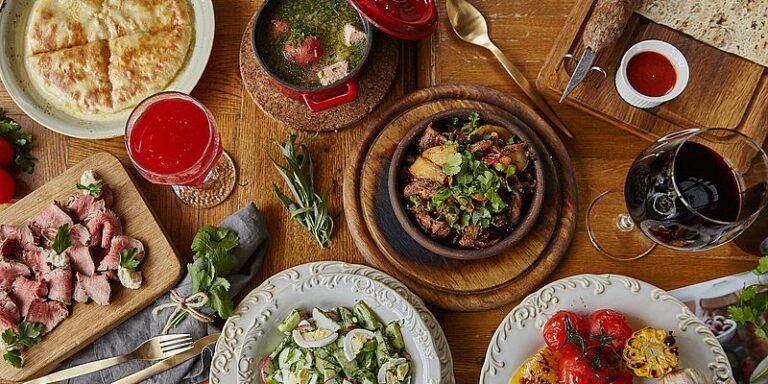 9 лучших весенних блюд